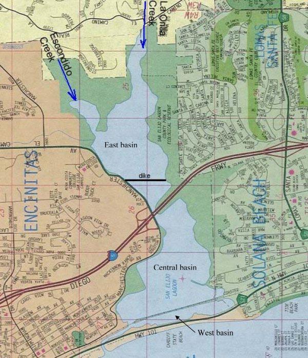 San Elijo Lagoon project by Coastal Environments