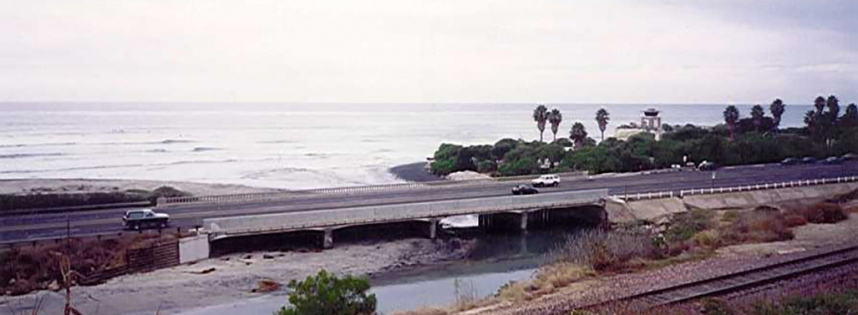 Relocation of the San Elijo Lagoon Inlet