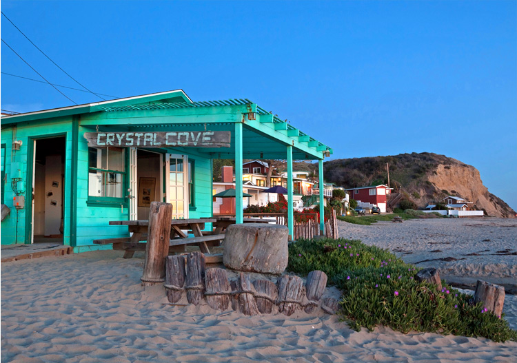 Potential Wave Forces on Crystal Cove State Park Historical ...